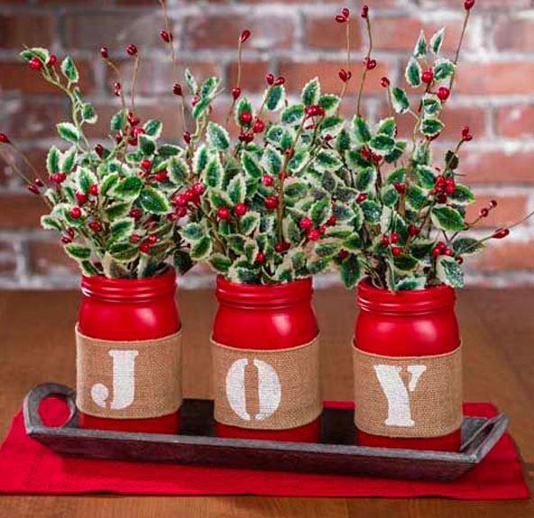Tarros de Navidad