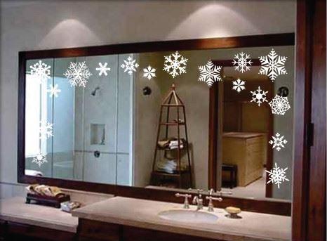 Espejos en Navidad