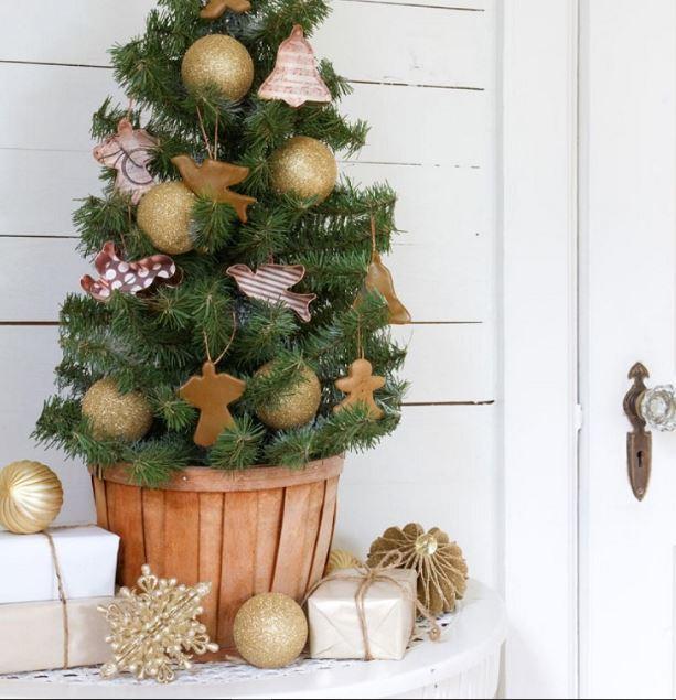 Espacios pequeños y Navidad