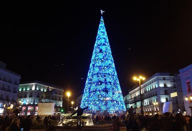 El tradicional árbol