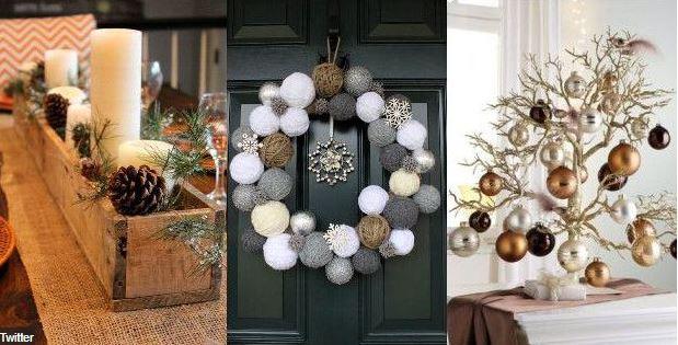 Muchas ideas en Navidad