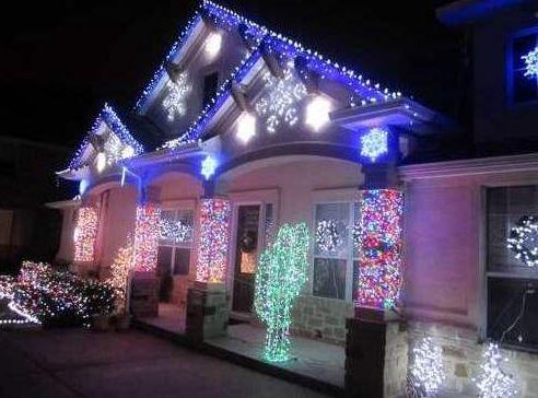 Luces Led para Navidad