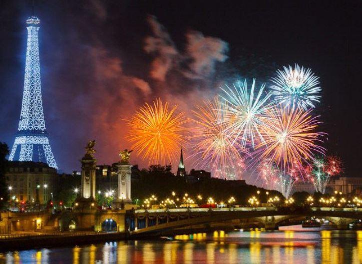 Navidad y Nochevieja en Paris