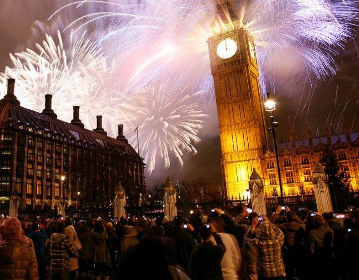 Londres se viste de gala