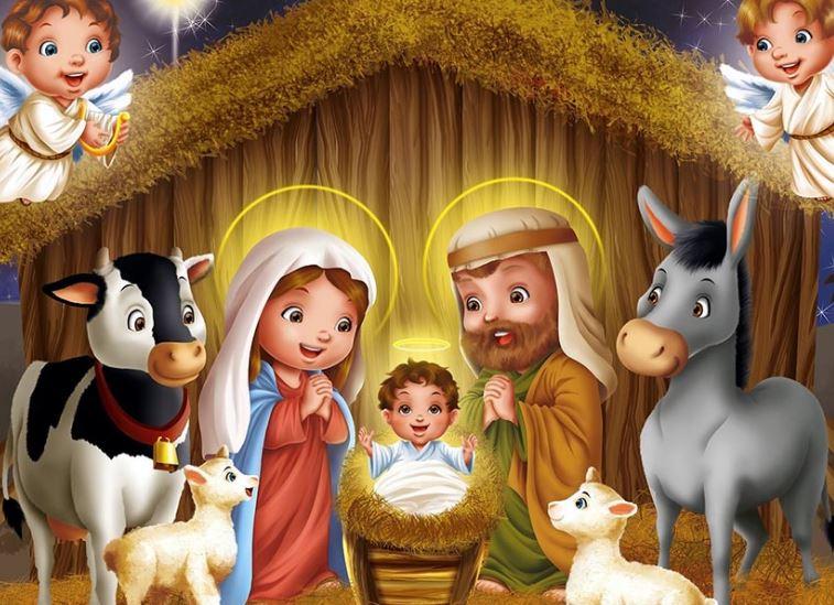 Los chicos viven la Navidad