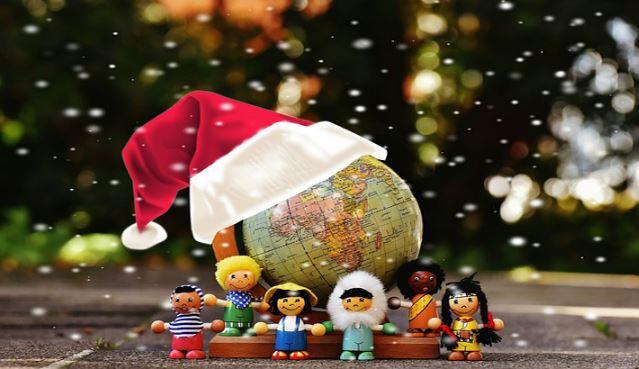 Muchas formas de Navidad