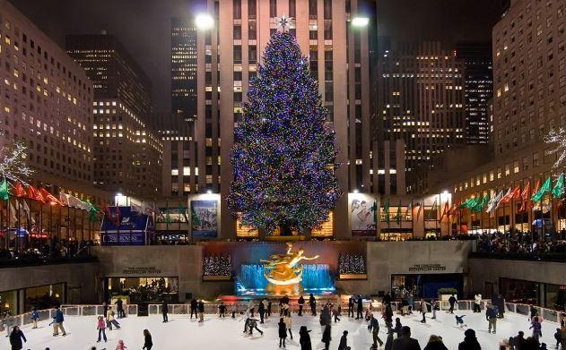 Un lugar mágico en Navidad