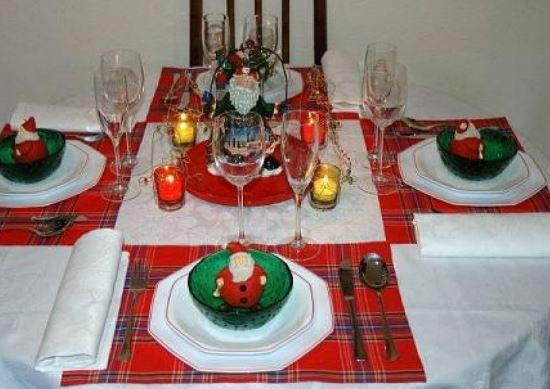 Alguna velas para la decoración
