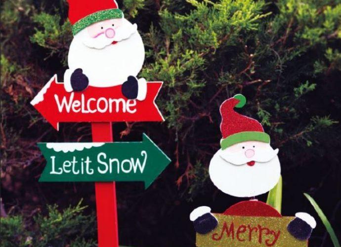 Si se visten de Navidad