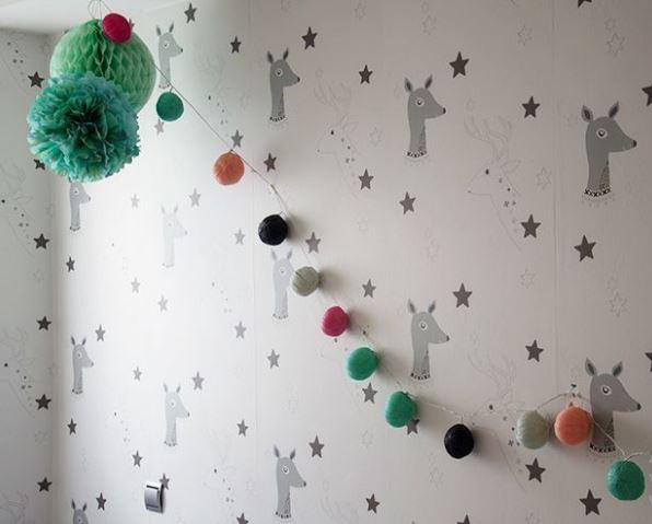 Hilo y globos