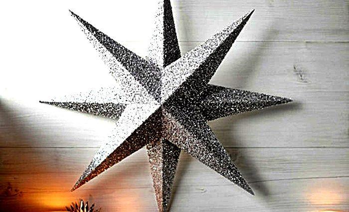 Brillantes y lindas estrellas