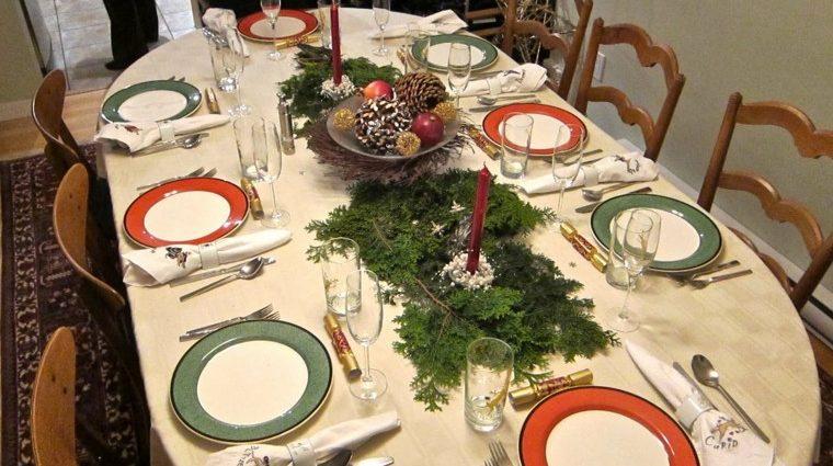 Sin muchos gastos hagamos una mesa elegante