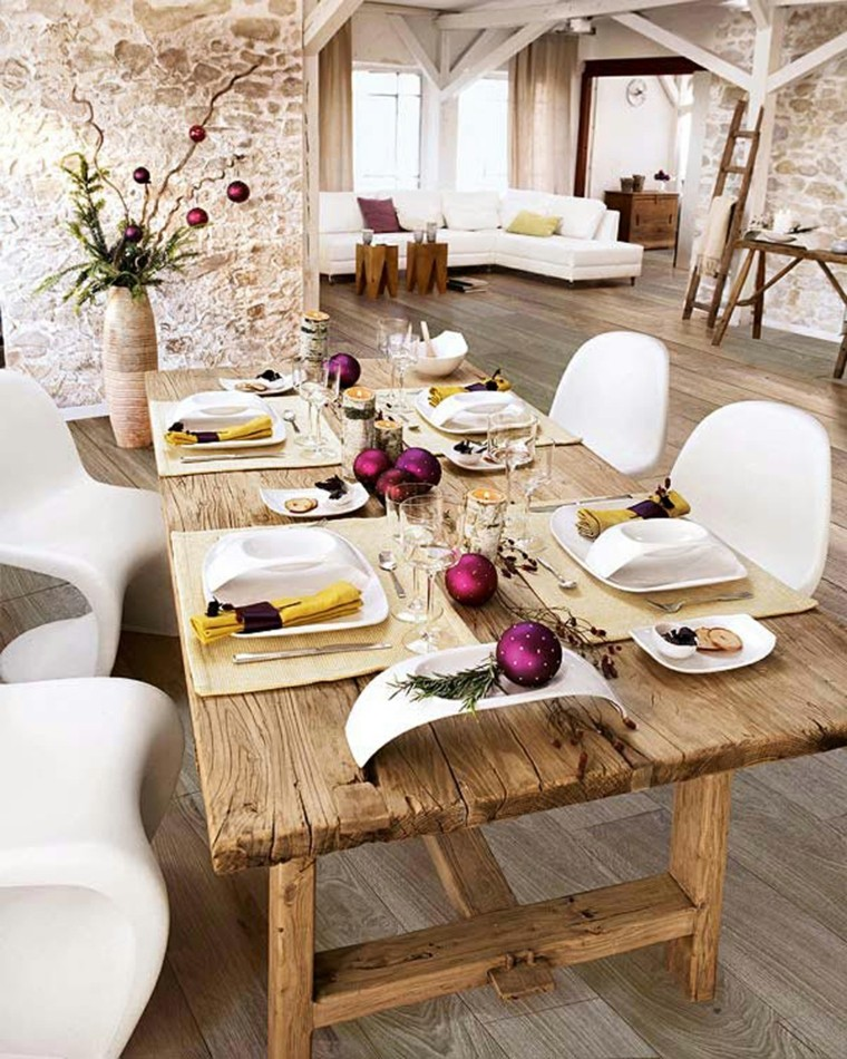 Todo un encanto de mesa