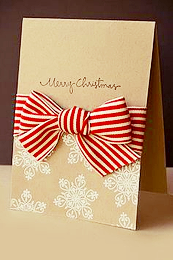 Ideas para dar Feliz Navidad a familiares y amigos
