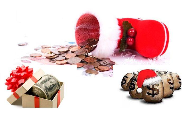 paga de Navidad Aguinaldo