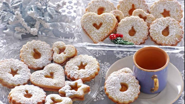 Los dulces de mazapán característicos de estas temporadas decembrinas